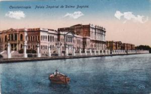 Turkey Constantinople Palais Imperial de Dolma Bagtche