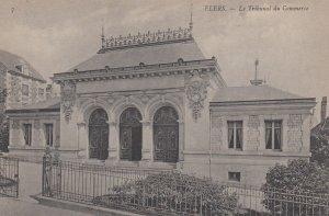 FLERS , France , 00-10s ; Le Tribunal du Commerce