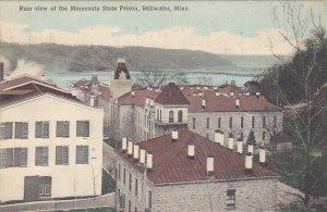 STILLWATER, Minnesota, PU-1910; Rear view of the Minnesota State Prison