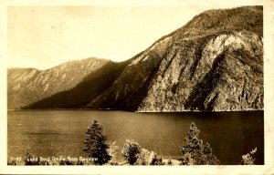 ID - Bayview. Lake Pend Oreille.    *RPPC