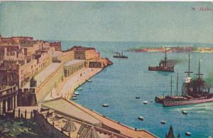 Malta Harbor View