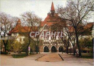 Postcard Modern Hungary Kodaly Song and Music Center
