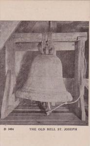 New Mexico Santa Fe The Old Bell Saint Joseph