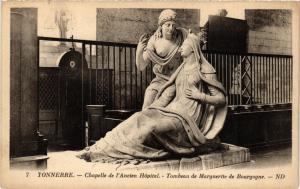 CPA  Tonnerre - Chapelle de l'Ancien Hopital -Tombeau de Marguerite...  (656900)