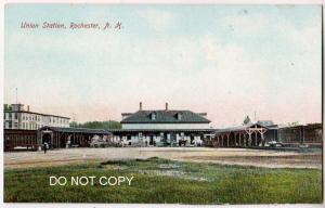 Union Station, Rochester NH