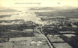Greenville Moosehead Lake ME 1959