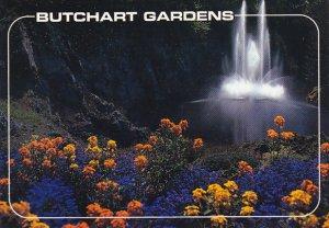 Canada Butchart Gardens Victoria British Columbia