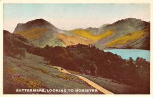 Buttermere, Looking to Honister, English Lake National Park, North West England