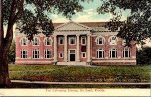 Florida Deland The University Library