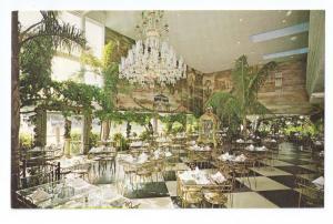 Creighton's Restaurant Museum Fort Lauderdale FL c 1975