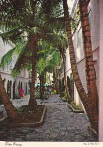 Palm Passage, Charlotte Amalie , St Thomas , Virgin Islands , 60s