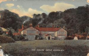 The Holme near Burnley, Lancashire 1907