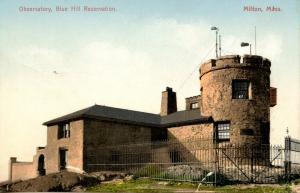 MA - Milton. Blue Hill Observatory      (Astronomy)