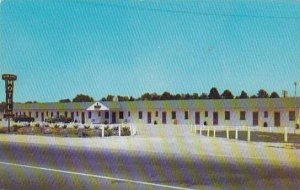 North Carolina Elm City Elm City Motel 1953