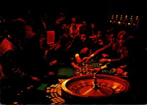 Egypt Cairo Playing Roulette At The Caito-Sheraton Hotel & Casino