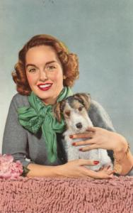 RP: Woman & 2 Dogs , 40-50s ; #2