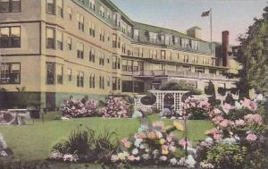 Maine Ogunquit The Lookout Hotel And Gardens Albertype