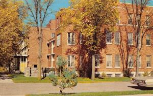 Tomahawk Wisconsin~ 1960s Chevrolet Sedan at Sacred Heart Catholic Hospital PC