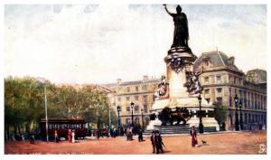 France Paris  , Tuck's no.   7168  Paris