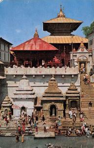 Nepal Kathmandu Pashupatinath Temple, Hindu