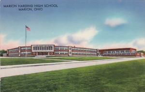 Marion Harding High School Marion Ohio