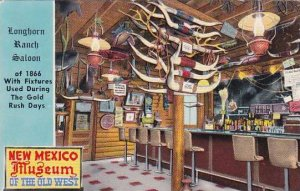 New Mexico Albuquerque The Romantic Of the West Recalled At The Longhorn Ranch