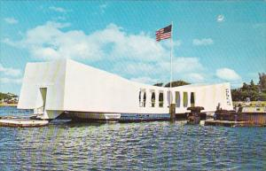 U S S Arizona Memorial Pearl Harbor
