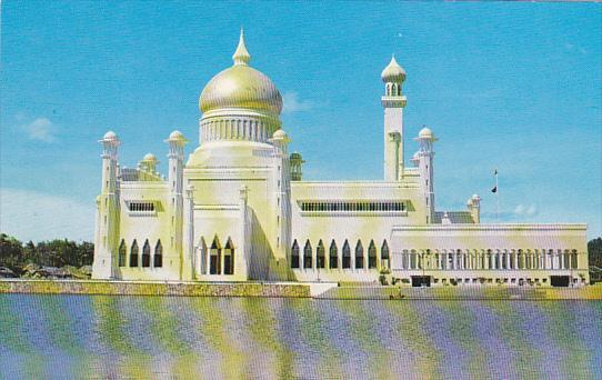 Brunei Masjid Omar Ali Saifuddin