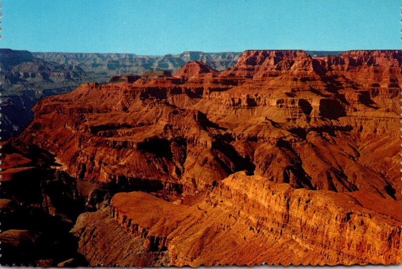 Arizona Grand Canyon National Park From Lipan Point Fred Harvey