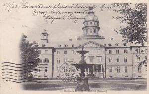 ST. HYACINTHE , Quebec , Canada , PU-1905 ; Seminaire
