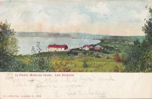 La Pointe on Madeline Island WI, Wisconsin - UDB