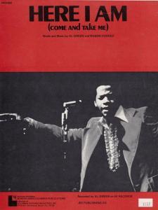 He's So Fine The Chiffons 1960s Sheet Music