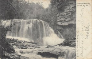 ELKINS , West Virginia, 1911 , Black Water Falls