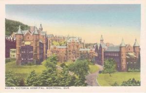 Royal Victoria Hospital - Montreal QC, Quebec, Canada