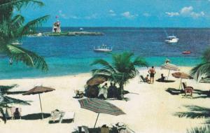Tower Isle Beach , Jamaica , 40-60s