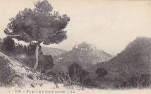 Vue Prise De La Grande Corniche, Eze (Alpes Maritimes), France, 1900-1910s