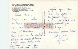 Modern Postcard Arcachon Gironde Le Petit Train du Cap Ferret