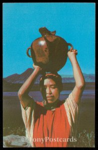 Guatemala - Indian Woman of San Antonio Palopo