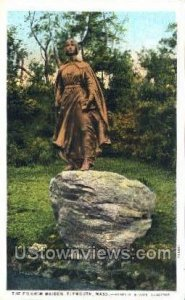 The Pilgrim Maiden - Plymouth, Massachusetts MA