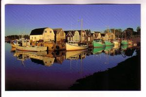 New London Harbour, Prince Edward Island