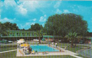 Florida Tallahassee Southernaire Motel With Pool