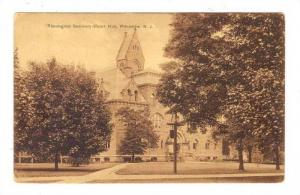 Theological Seminary-Stuart Hall, Princeton, New Jersey, PU-1906