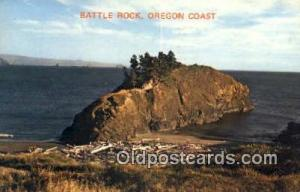 Battle Rock Oregon Coast OR 1972