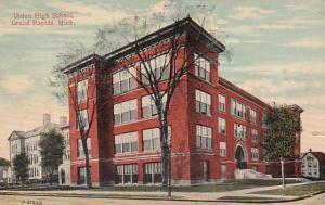 Michigan Grand Rapids Union High School 1915