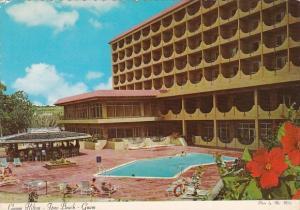 Guam Ipao Beach Guam Hilton Hotel On Tumon Bay