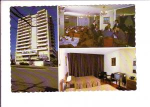 Marco Polo Hotel, Mississauga, Ontario, Room Prices on Back, Interior and Ext...