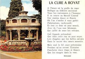 B49549 Royat La cure   france