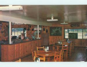 Unused Pre-1980 WILLOW GROVE RESTAURANT Allons Tennessee TN v6954@