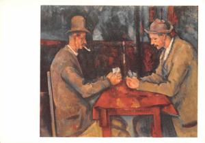 P Cezanne - Cards Players