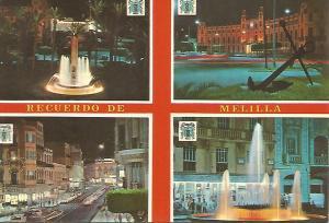 Postal 51388: MELILLA